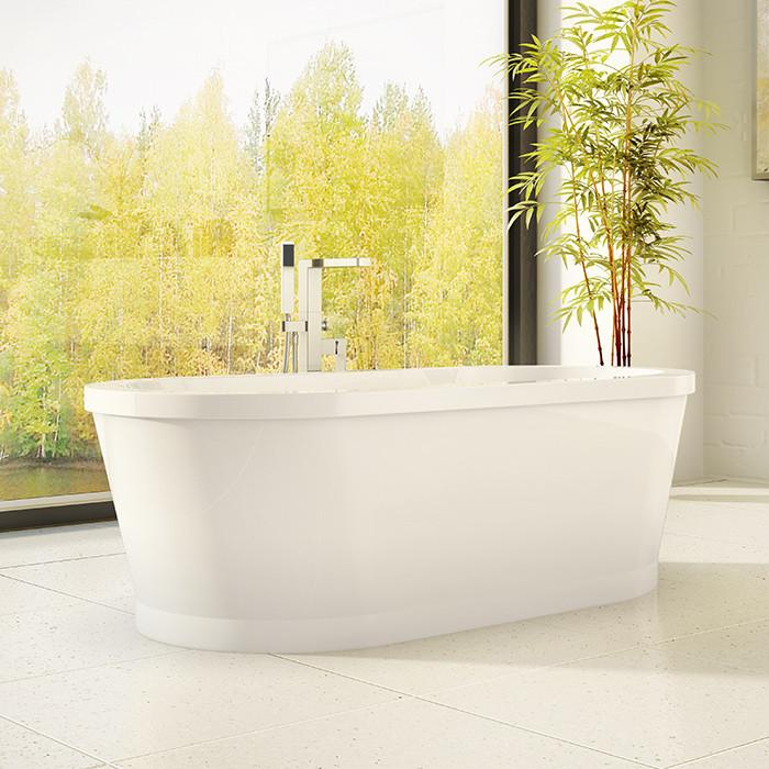 ALCOVE BATHTUB EIDEL FREESTANDING