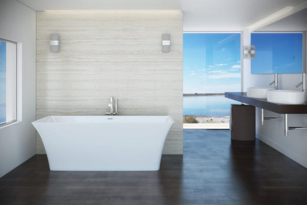 BARBADOS FREESTANDING BATH TUB